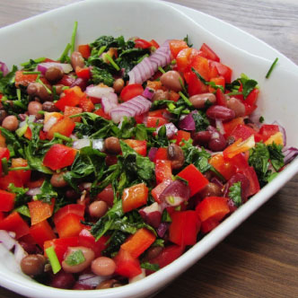 Caribbean Three Bean Salad - Private Chefs Of Atlanta