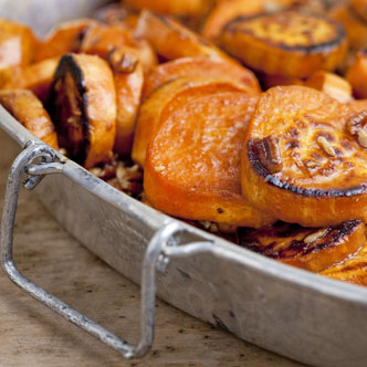 Citrus Roasted Sweet Potatoes - Private Chefs Of Atlanta