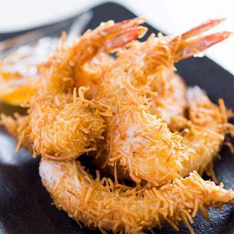 Coconut Shrimp with Orange Sauce - Private Chefs Of Atlanta