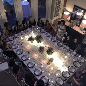 Private Chefs Dinner Party