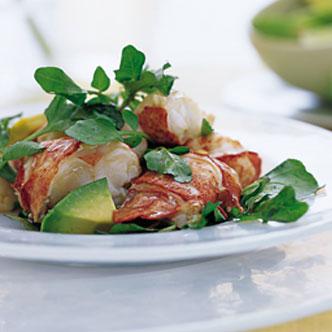 Lobster Avacado Salad - Private Chefs Of Atlanta