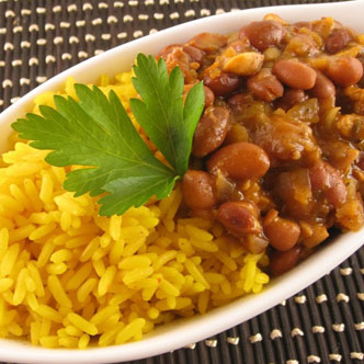 Red Beans and Yellow Rice - Private Chefs Of Atlanta