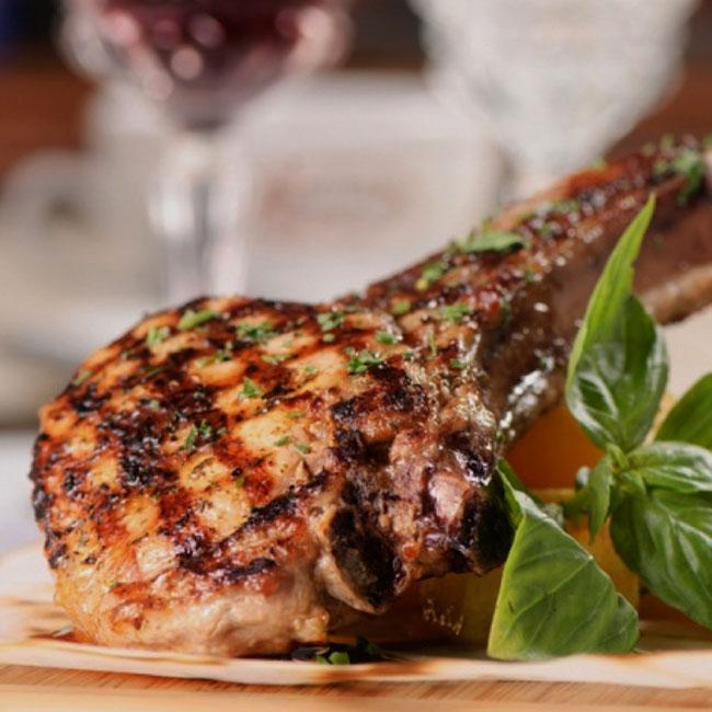 Roasted Pork Chops - Private Chefs Of Atlanta