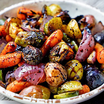 Roasted Vegetables - Private Chefs Of Atlanta