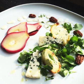 Rustic Mixed Green Salad- Private Chefs Of Atlanta