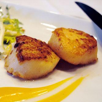 Seared Scallops - Private Chefs Of Atlanta