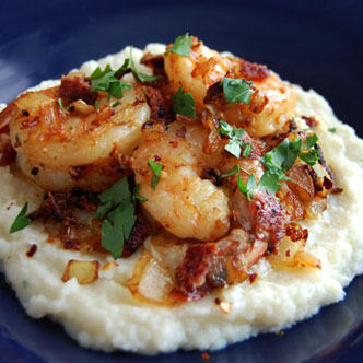 Shrimp and Grits - Private Chefs Of Atlanta